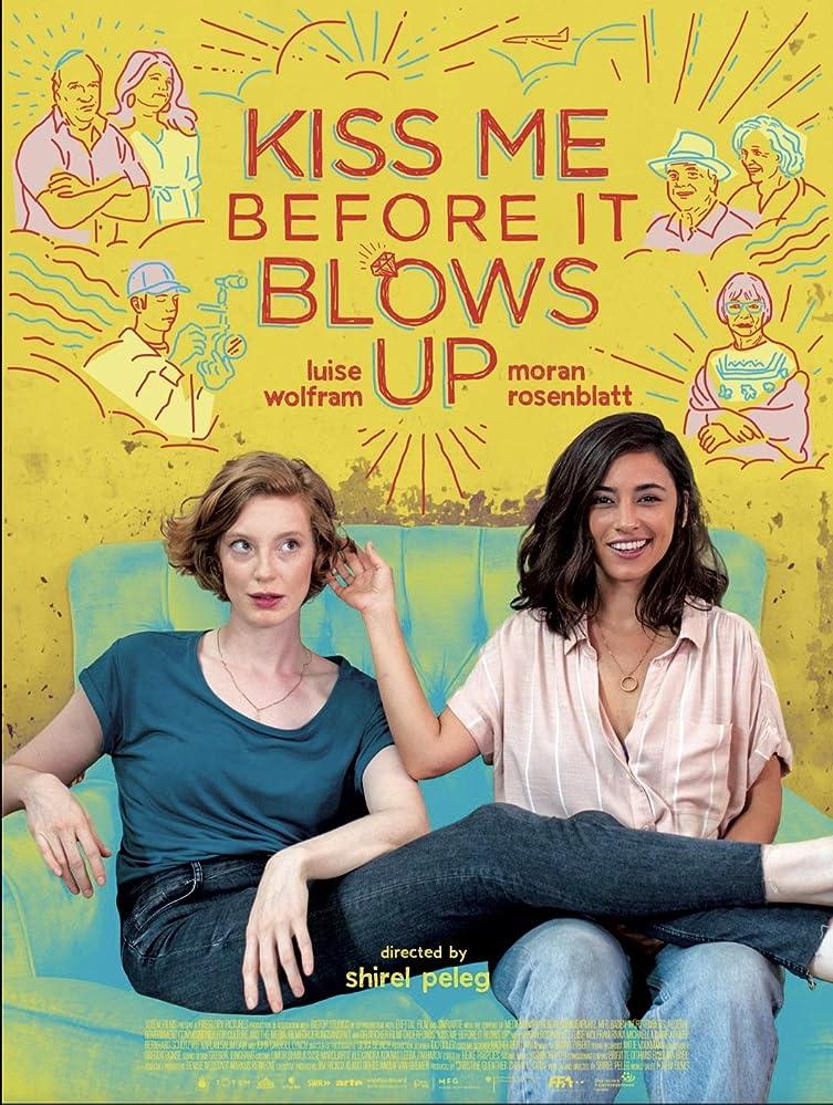 Luise Wolfram and Moran Rosenblatt in Kiss Me Before It Blows Up (2020)