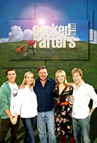 Rebecca Gibney, Erik Thomson, Angus McLaren, Jessica Marais, and Hugh Sheridan in Packed to the Rafters (2008)