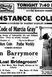 The Code of Marcia Gray Poster