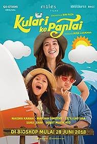 Marsha Timothy, Maisha Kanna, and Lil'li Latisha in Kulari ke Pantai (2018)