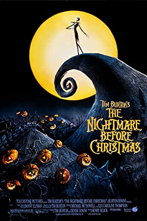 The Nightmare Before Christmas (1993) Full Movie HD