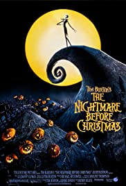 The Nightmare Before Christmas (1993) Poster - Movie Forum, Cast, Reviews