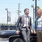 Scott Adkins and Louis Mandylor in The Debt Collector (2018)