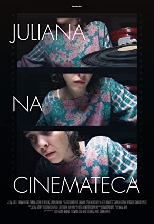 Juliana at the cinematheque