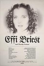 Fontane Effi Briest Poster