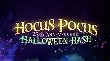 The Hocus Pocus 25th Anniversary Halloween Bash (2018 TV Movie)