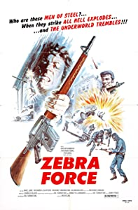the The Zebra Force full movie download in hindi