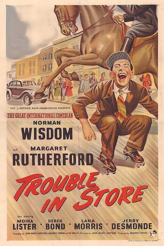 Trouble in Store (1953) - IMDb