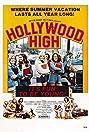Hollywood High (1976) Poster