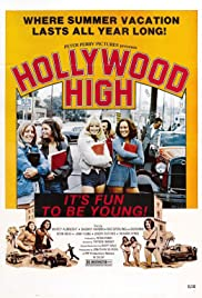 Hollywood High Poster