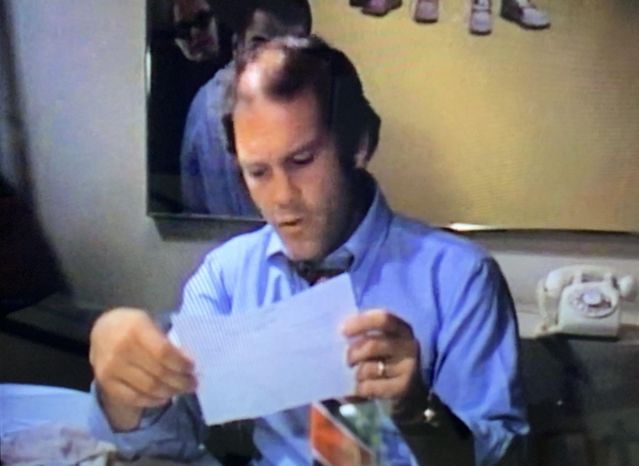 Max Gail in Cardiac Arrest (1980)