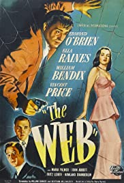 The Web (1947) Poster - Movie Forum, Cast, Reviews