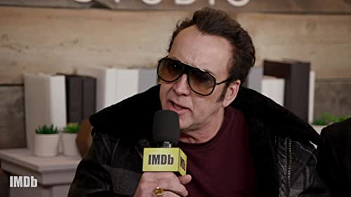Nicolas Cage Looks Back at His Most Memorable Movie Roles