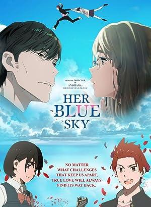 دانلود زیرنویس فارسی فیلم Her Blue Sky 2019