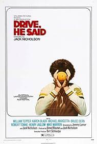 Drive, He Said (1971)