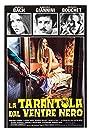 Black Belly of the Tarantula (1971) Poster