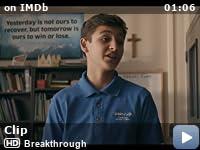 Review Films Breakthrough That inspiration @KoolGadgetz.com