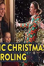 Epic Christmas Caroling Poster