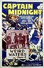 Captain Midnight (1942) Poster