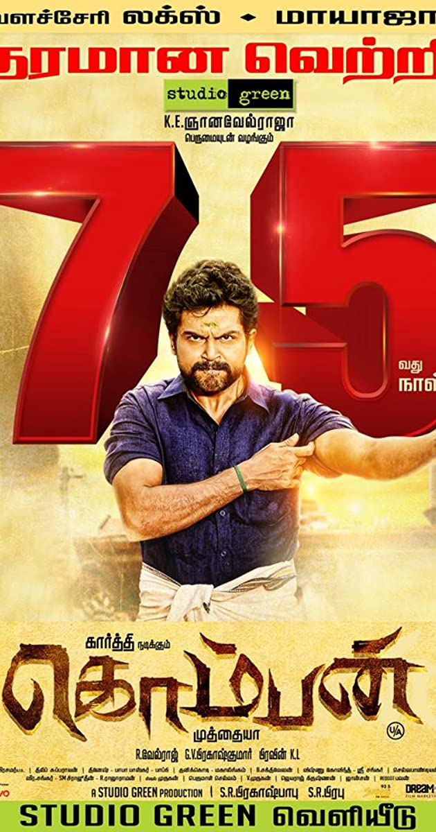 Komban Torrent Download