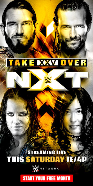 NXT TakeOver: XXV (2019)