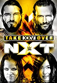 NXT TakeOver: XXV Poster