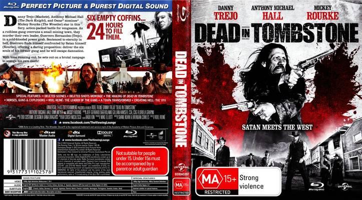 dead in tombstone 2013 imdb
