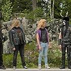 Max Ovaska, Samuli Jaskio, and Antti Heikkinen in Hevi reissu (2018)