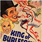 Warner Baxter, Alice Faye, and Jack Oakie in King of Burlesque (1936)