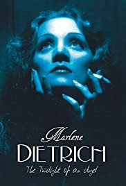 An Evening with Marlene Dietrich Poster