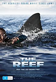 Shooting with Sharks: The Making of 'The Reef' Poster