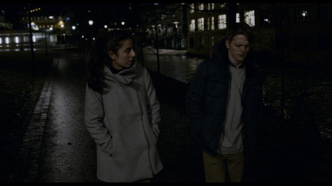 Jonas Strand Gravli and Seda Witt in 22 July (2018)