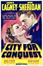 City for Conquest (1940) Poster