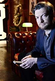 Charlie Brooker's 2012 Wipe Poster