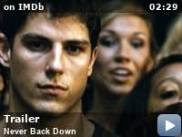 Never Back Down 2008 Imdb