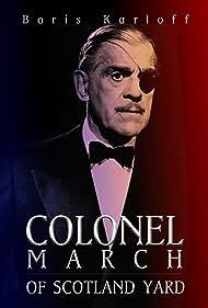 Colonel March of Scotland Yard (1954)