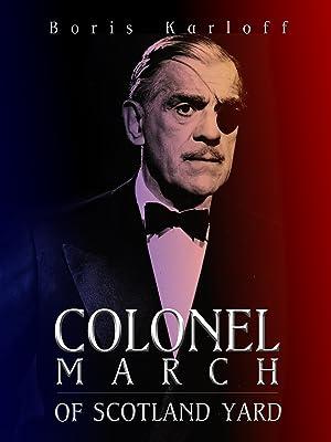 Where to stream Colonel March of Scotland Yard