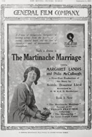 Margaret Landis in The Martinache Marriage (1917)