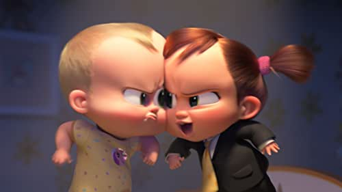 The Templeton brothers -- Tim (James Marsden) and his Boss Baby little bro Ted (Alec Baldwin) -- have become adults and drifted away from each other.  But a new boss baby with a cutting-edge approach and a can-do attitude is about to bring them together again ... and inspire a new family business.