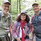 Barbara Wussow, Sven Plöger, and Peter Wohlleben in Der mit dem Wald spricht - Unterwegs mit Peter Wohlleben (2018)