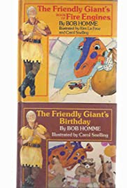 The Friendly Giant Poster