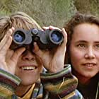Petra Yared and Zbych Trofimiuk in Sky Trackers (1994)