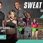 Jillian Michaels, Felipe Osorio, and Romika Annabell in Sweat INC. (2015)