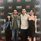 Jolie London Glickman, Michael Ford, Christopher Vernale and Sylvie Preston at event for Long Goodbye