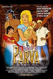 La légende de Parva Poster