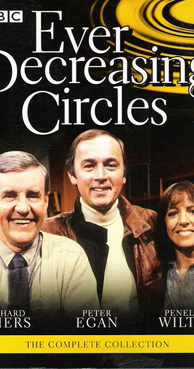Image result for ever decreasing circles