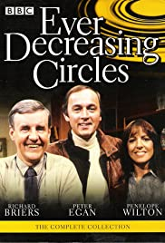 Ever Decreasing Circles Poster