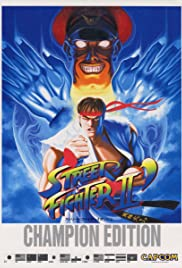 Street Fighter II': Champion Edition(1993) Poster - Movie Forum, Cast, Reviews