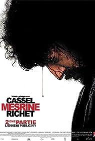 Vincent Cassel in L'ennemi public n°1 (2008)