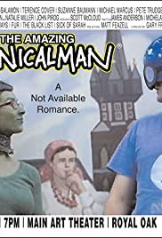 The Amazing Cynicalman Poster